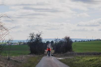 Rennrad Langstrecke
