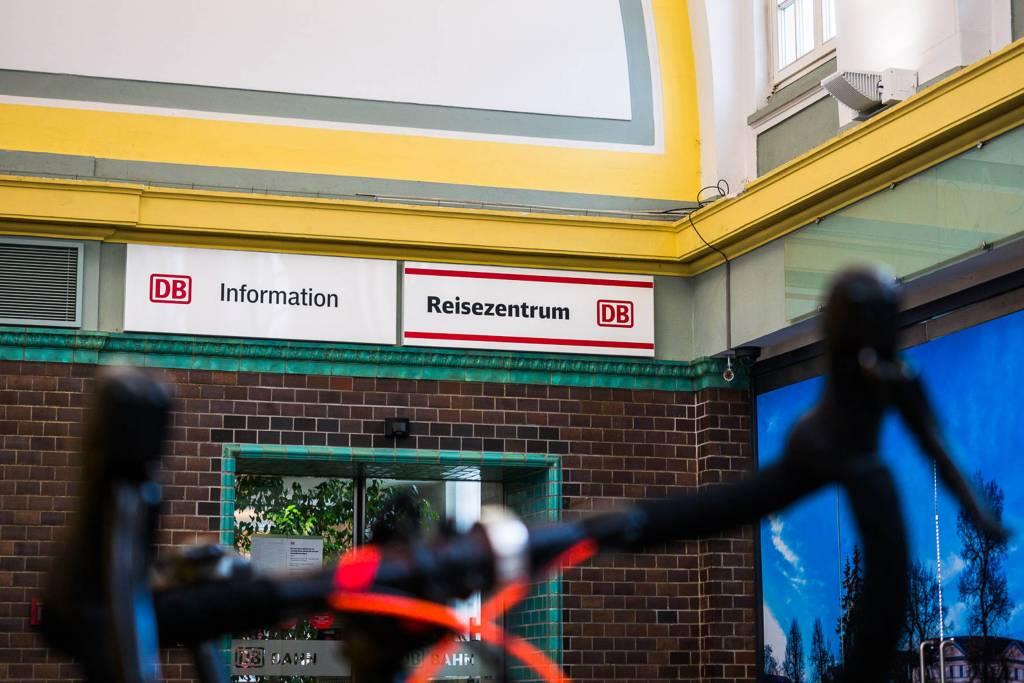 Reisezentrum Deutsche Bahn