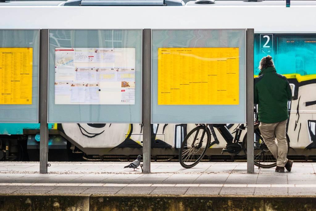 Bahn Fahrpläne