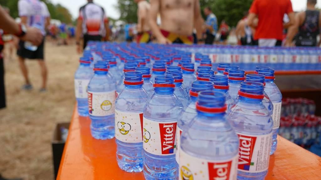 Triathlon Verpflegung