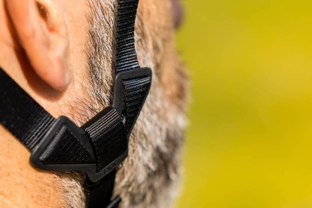 Kinnriemen POC Tectal Race Spin NFC Helm