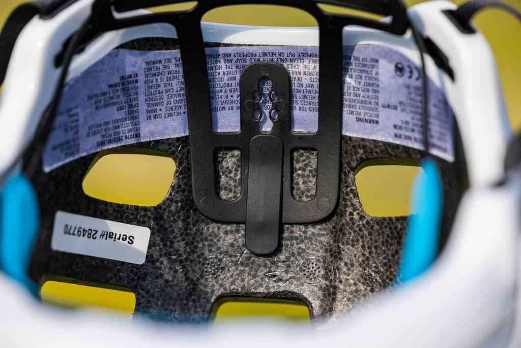 Innenleben POC Tectal Race Spin NFC Helm