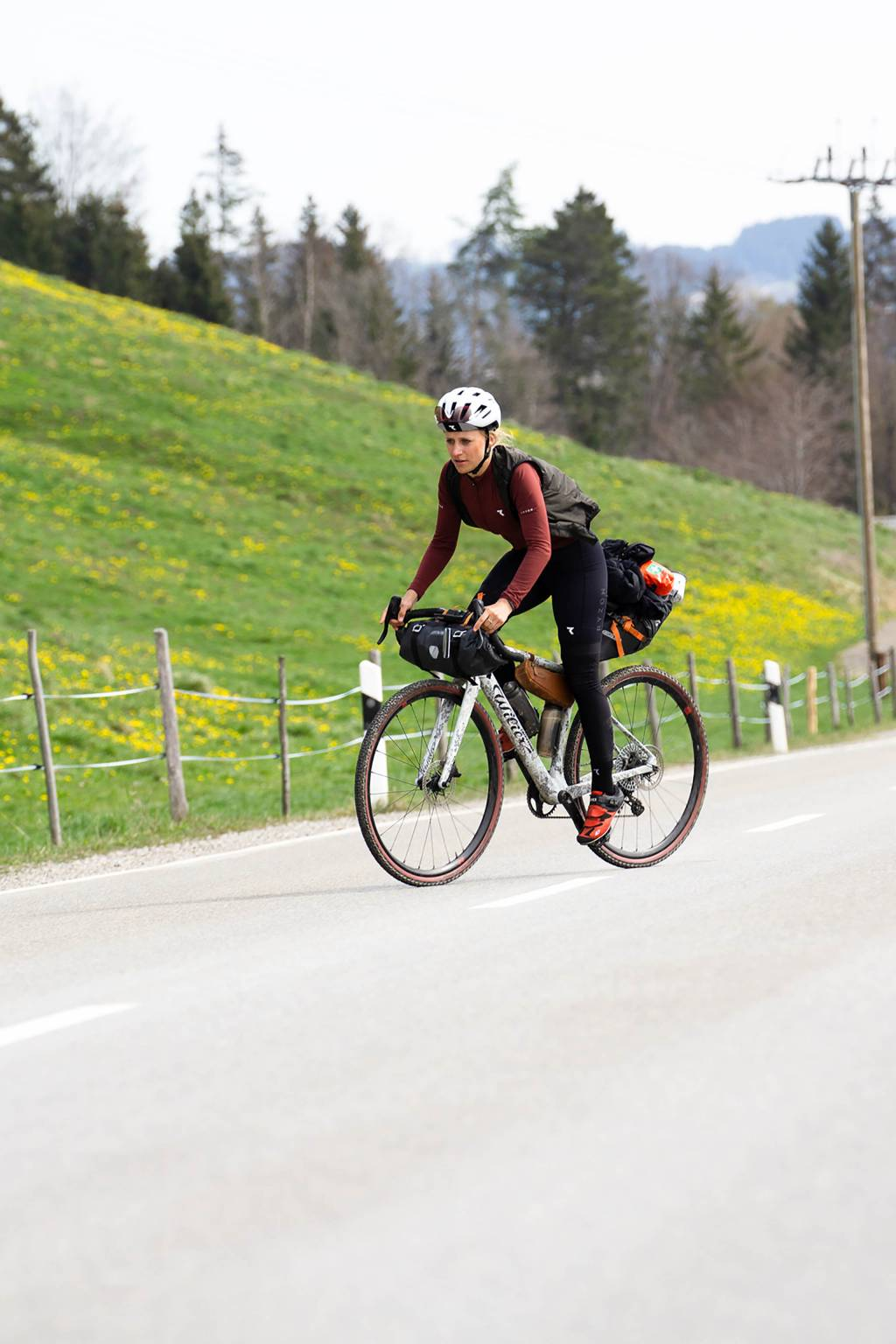 Wiebke Lühmann Bikepacking