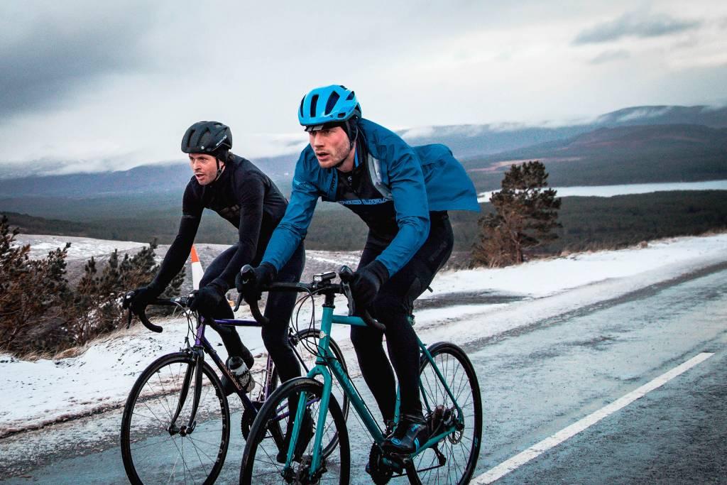 Endura Winter Rennrad Bekleidung