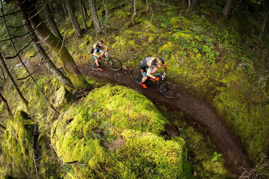 Kona Hei Hei Mountainbike Singletrail