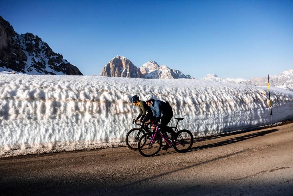 Winter Rennradtour SPORTFUL